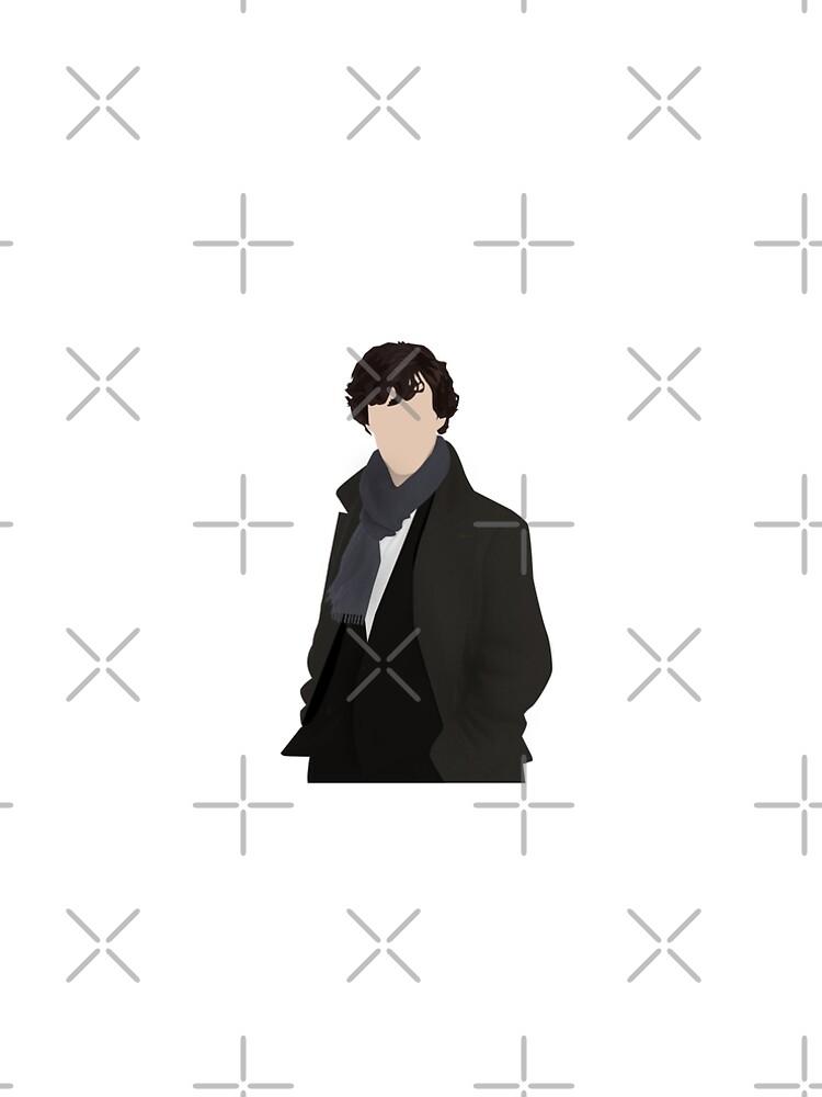 Sherlock Vector by kcgfx