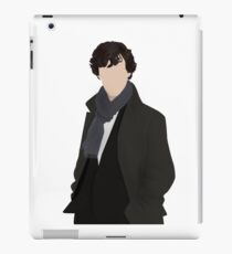 Sherlock Vector iPad Case/Skin