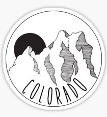 Colorado Sticker