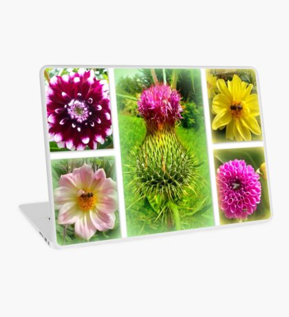 Blooming Marvellously! Laptop Skin