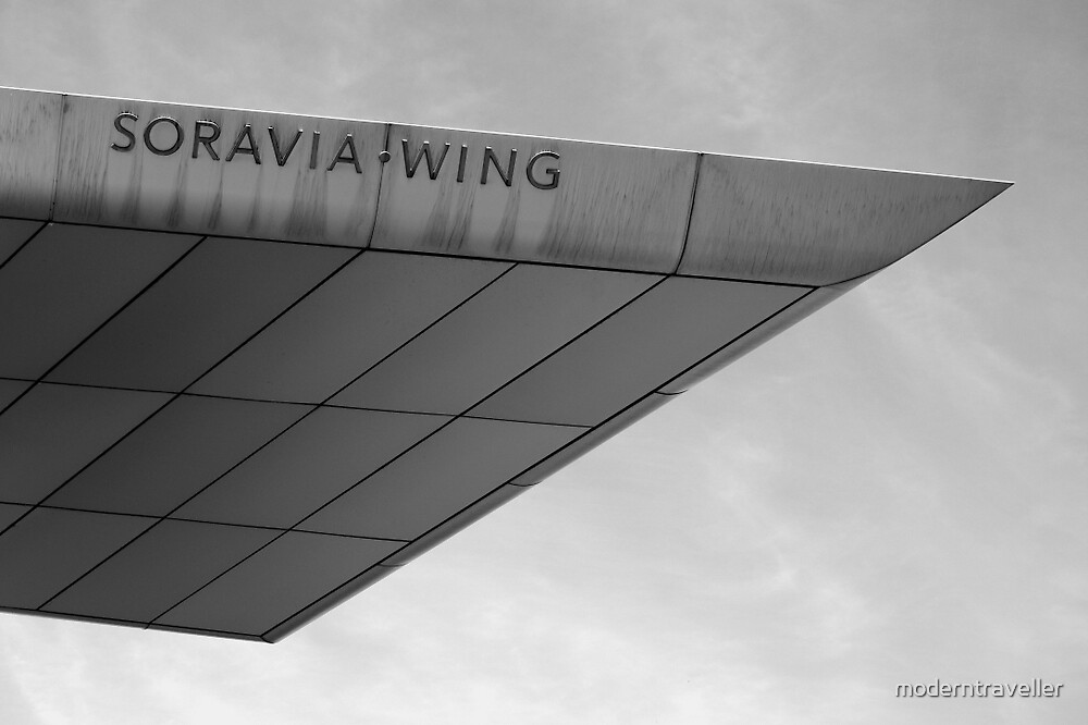 Soravia Wing architecture, Vienna by moderntraveller
