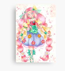 Cure Felice Canvas Print