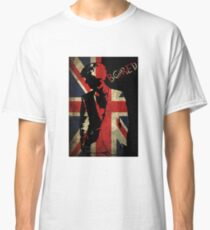 Sherlock Bored Vector Classic T-Shirt