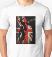 Sherlock Bored Vector Unisex T-Shirt