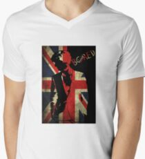 Sherlock Bored Vector T-Shirt