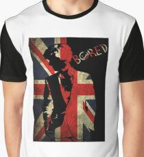 Sherlock Bored Vector Graphic T-Shirt