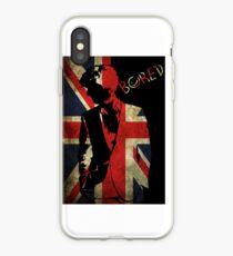 Sherlock Bored Vector iPhone Case