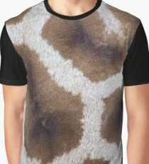 giraffe skin Graphic T-Shirt