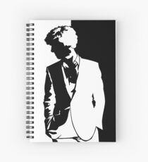 Sherlock  Spiral Notebook