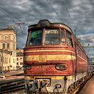Kyiv - Odesa Express by AJM Photography