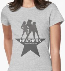 Heathers-Hamilton Women's Fitted T-Shirt