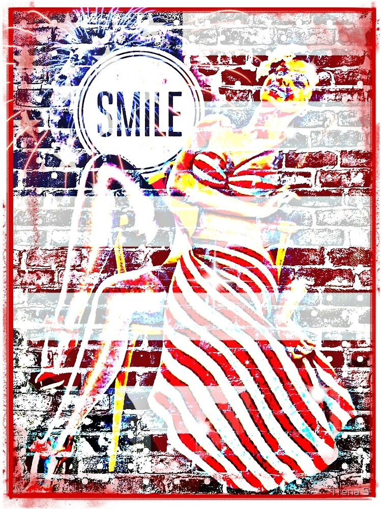 Happy Independence Day my Friends :) by Trena S