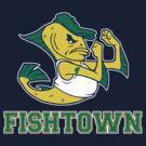 Fishtown Fightin' Fish by jkilpatrick