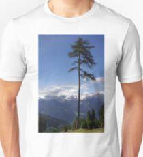 Overlooking Stubaier Alps  Unisex T-Shirt