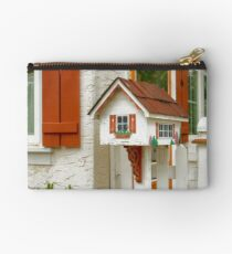 A Home with a House Studio Pouch