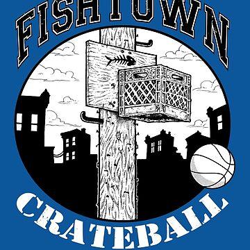 Fishtown Crateball League by jkilpatrick