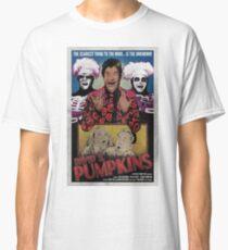 DAVID S. PUMPKINS VINTAGE STYLE POSTER Classic T-Shirt