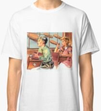 Billy Dreamed of Airships Classic T-Shirt
