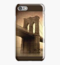 Brooklyn Bridge Nostalgia iPhone Case/Skin
