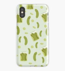Pickle Party iPhone Case/Skin