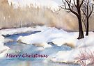 Christmas Cheer by Diane Hall