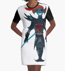 The true hero appears! Graphic T-Shirt Dress