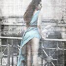 Blue Dress by DavidWHughes