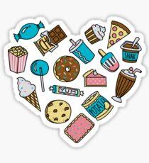 Sweet Heart Sticker