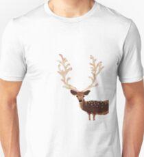Majestic Deer Painting Unisex T-Shirt