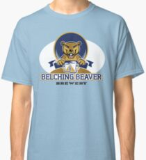 Belching Beaver Brewery Classic T-Shirt