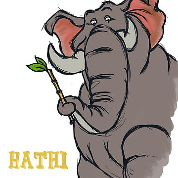 Colonel Hathi for Viv by Amberdreams