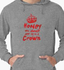Moriarty Quote Lightweight Hoodie