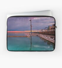 Poles, Sunset, Ocean Baths, Paradise Laptop Sleeve
