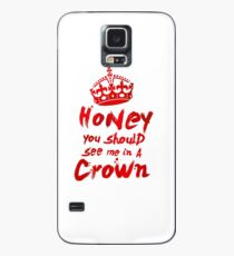 Moriarty Quote Case/Skin for Samsung Galaxy