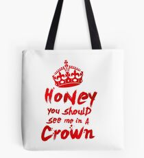 Moriarty Quote Tote Bag