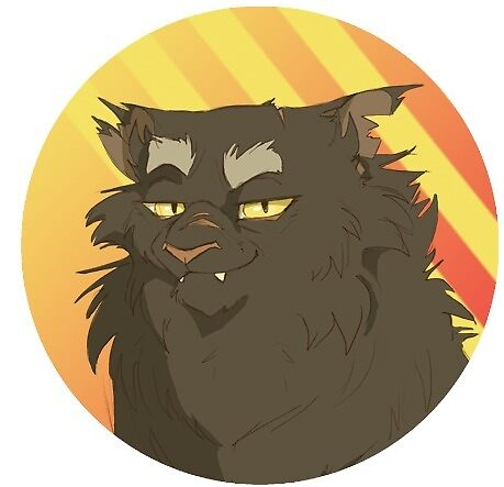 Quot Yellowfang Quot By Tennelle And Shawn Flowers Redbubble