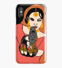 Angry Dulhan  iPhone Case