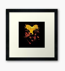 Hellmouth Framed Print