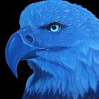 Blue Eagle by kruzadar