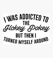 Hokey Pokey Photographic Print
