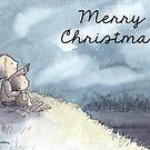 Christmas Star by Nicky Johnston