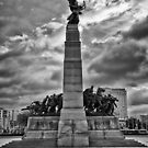 Canada's National War Monument by datagod
