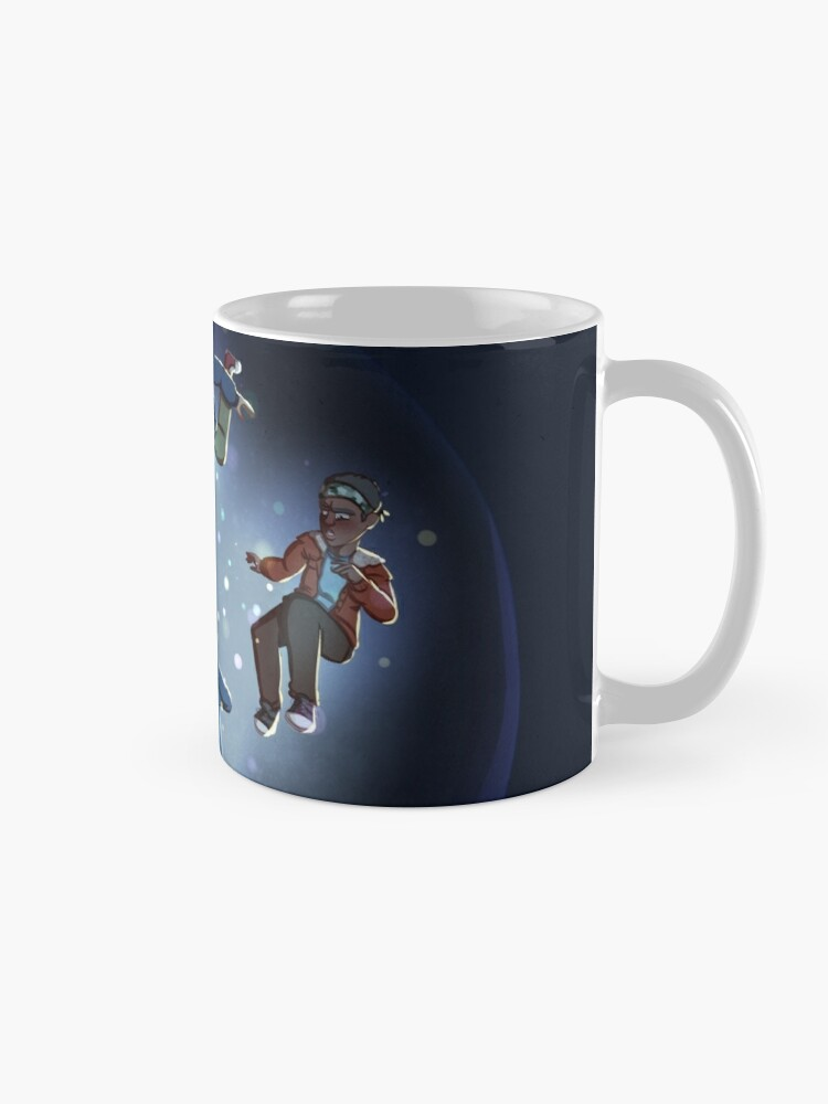 SHES OUR FRIEND AND SHES CRAZY 11 GIFT DUSTIN STRANGER THINGS MUG