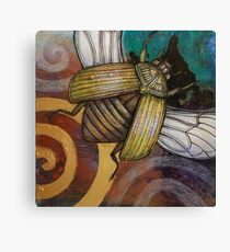 The Gold Bug Canvas Print