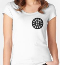 Honolulu - Oahu - Hawaii Women's Fitted Scoop T-Shirt