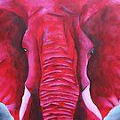 Red Elephant by kruzadar