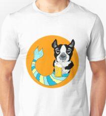 Bonker the Boston Terrier Unisex T-Shirt