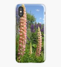 Lupin Summer iPhone Case