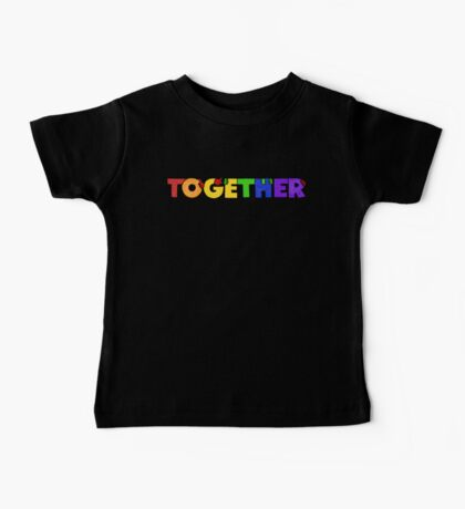 TOGETHER (rainbow colorway) Kids Clothes
