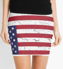 AMERICA:  Country in DIRE DISTRESS! Mini Skirt